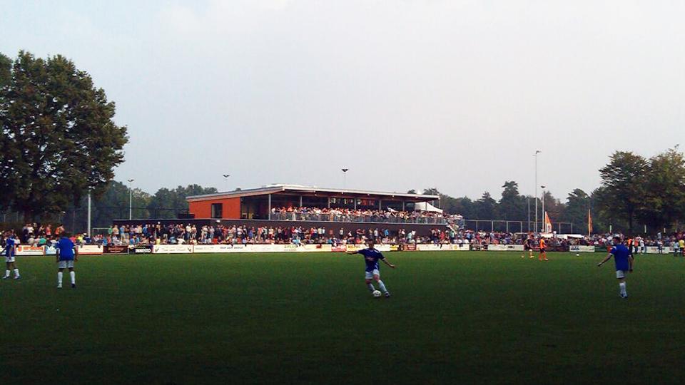 VDLP Architecten - Sportgebouw NWC Asten