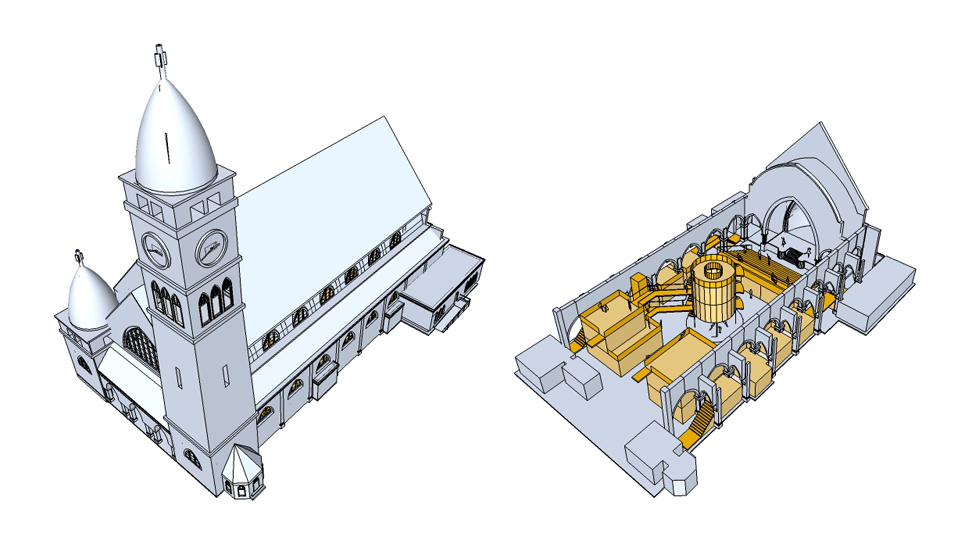 VDLP Architecten - Herbestemming St. Theresiakerk Eindhoven