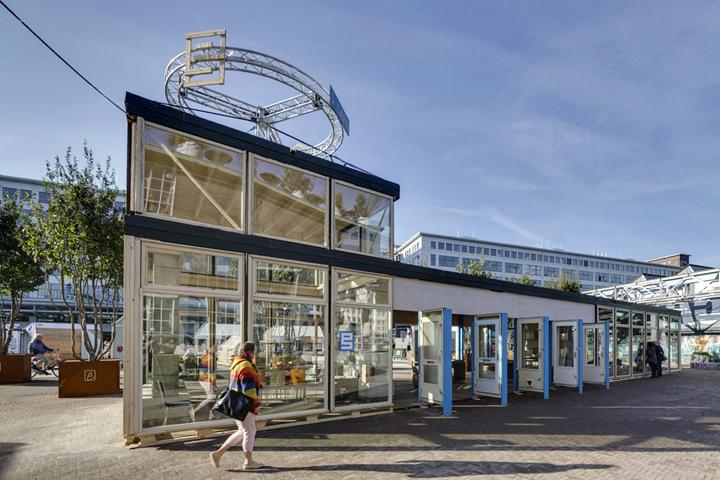 VDLP Architecten - Dutch Design Week DDW