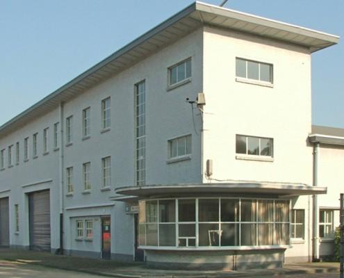 VDLP Architecten - Herbestemming Strijp-R Eindhoven