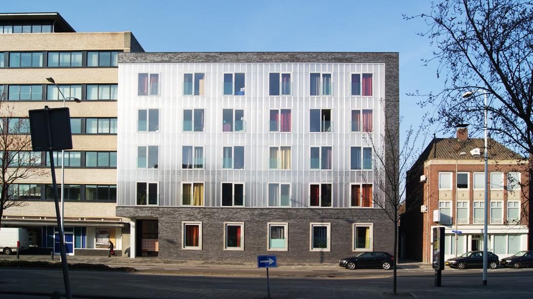 VDLP Architecten - Herbestemming kantoor Boschdijk Eindhoven
