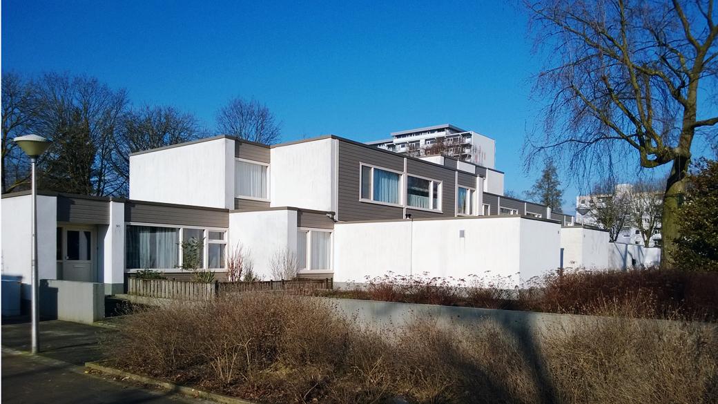 Renovatie bloemkoolwijk Geestenberg - VDLP Architecten