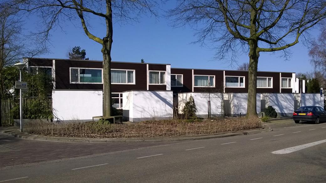 VDLP Architecten - Renovatie bloemkoolwijk Geestenberg