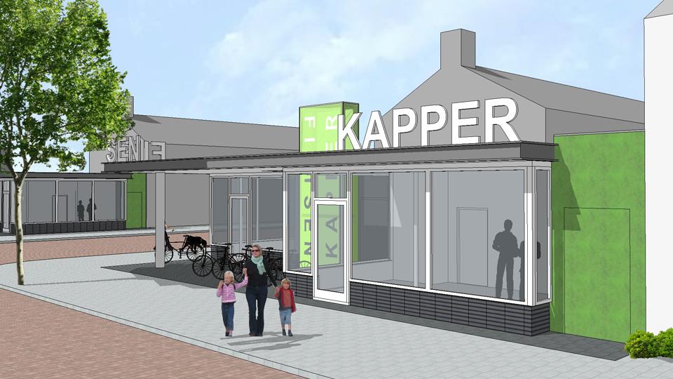 VDLP Architecten - Renovatie Van Thienenlaan Eindhoven