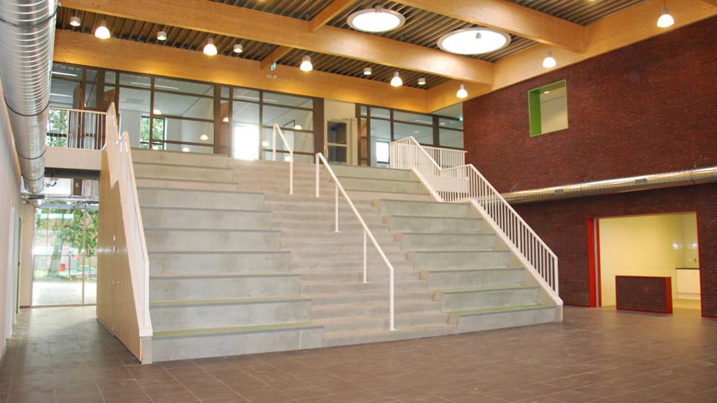 Praktijkschool PRO College Boxmeer VDLP Architecten