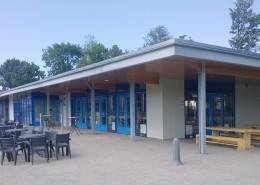 VDLP Architecten - Sportpark Montgomerystraat Leiden